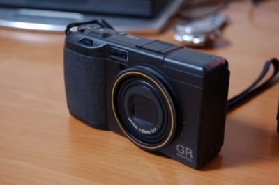 GR DIGITALの写真