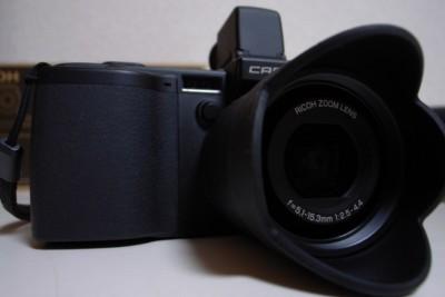 RICOH HA-2 フード&アダプターの写真