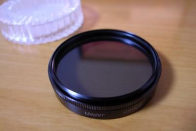 HAKUBA サーキュラーPL レンズフィルター 43mmの写真