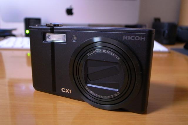 RICOH CX1の写真