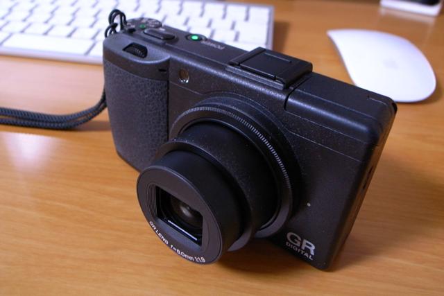 GR DIGITAL IIIの写真
