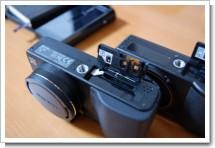 GX100とGR DIGITALの写真