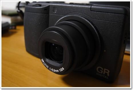 GR DIGITAL II の写真