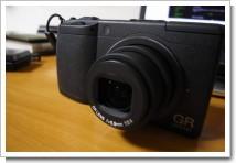 GR DIGITAL IIの写真